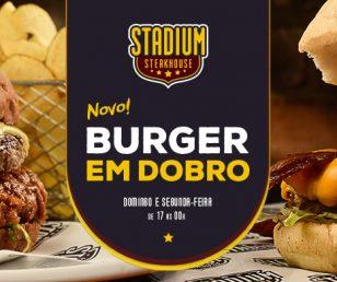 Burger em DOBRO