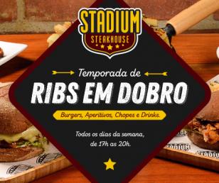 ENCERRADO - Ribs em DOBRO